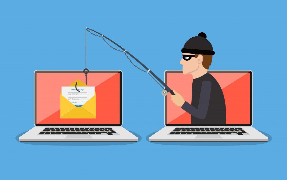 Nova campanha de phishing visa serviços em nuvem empresariais